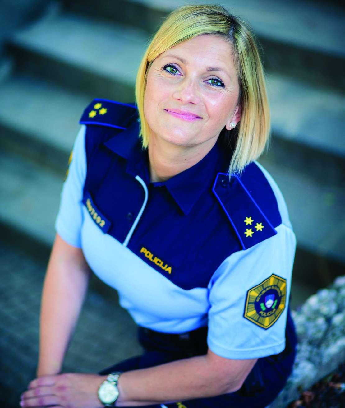 policistka, mirela čorić