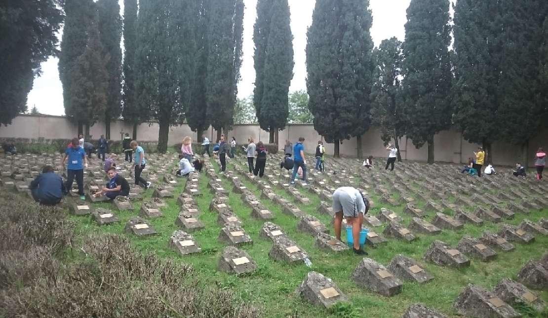 vojakov grob
