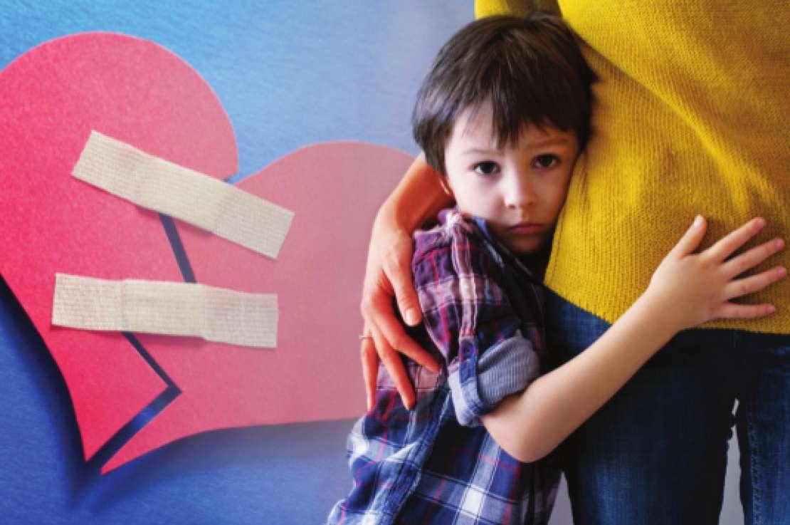 montaža jaka koren otrok