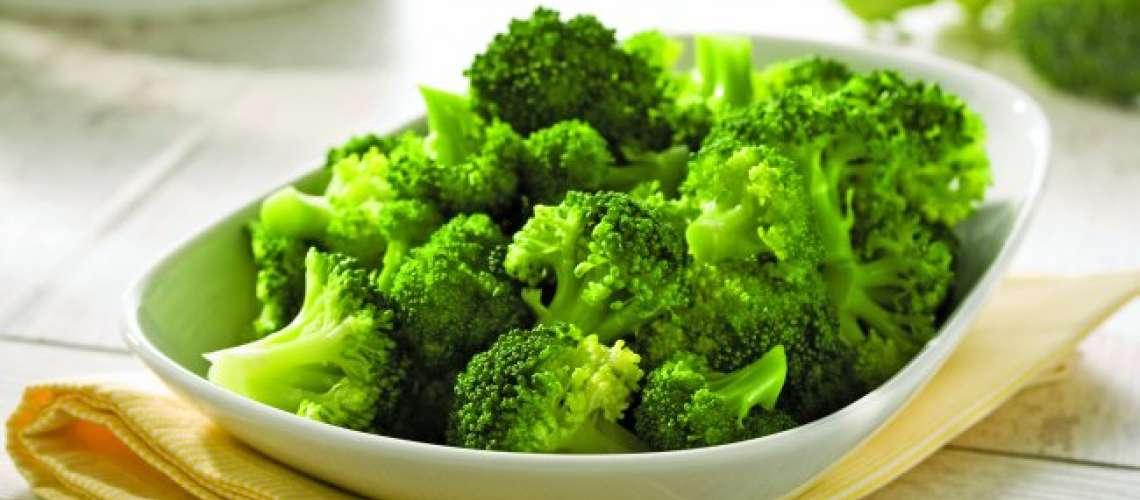 Z brokolijem in selenom za vedno vitke