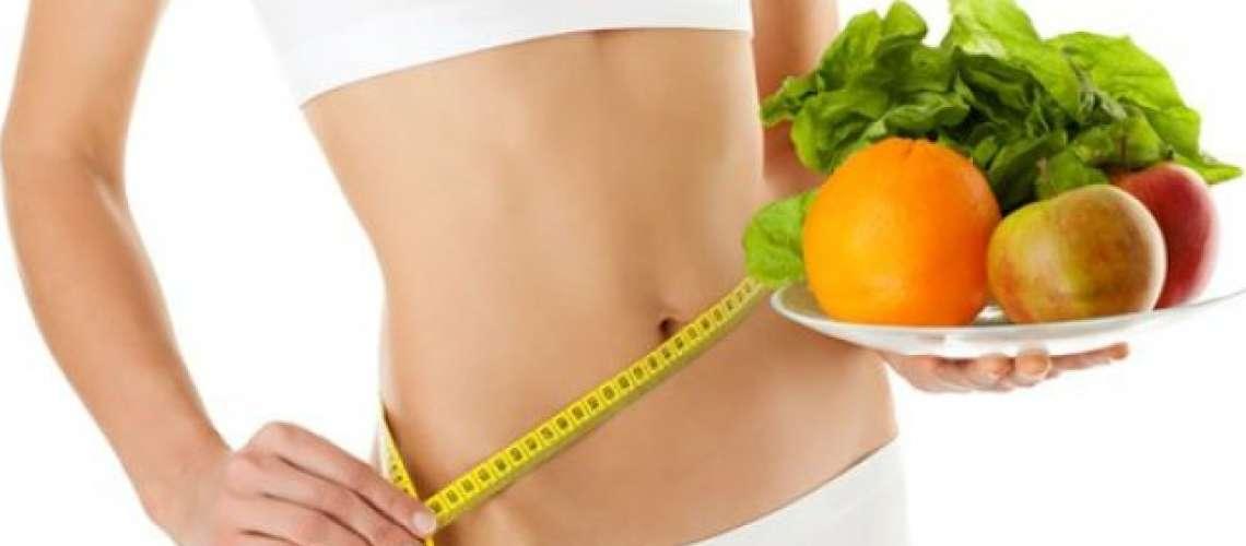 Do pet kilogramov manj v sedmih dneh