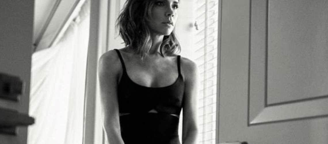 Victoria Beckham: Takole je videti, ko gre zvezdnica na stranišče