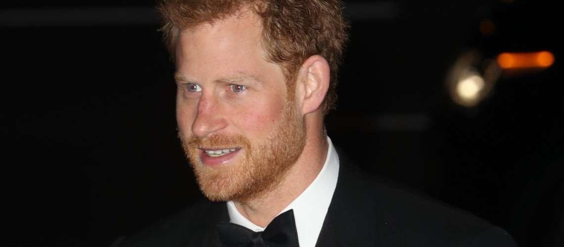 Princ Harry razjezil javnost