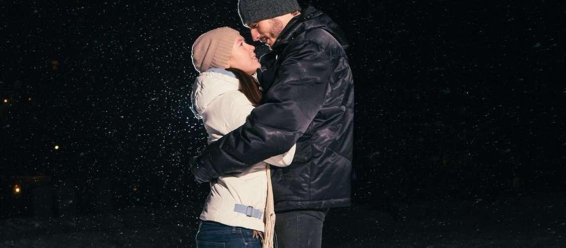 Ljubezenska zgodba: Zimski fotograf