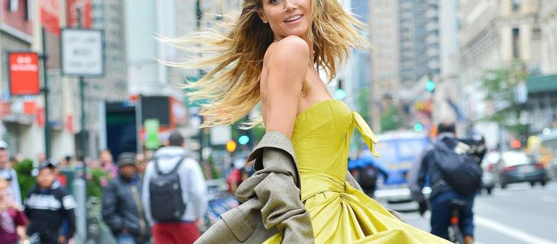 Kako nositi drzno rumeno?