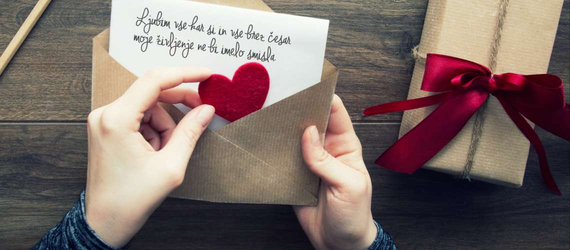Valentinovo voščilo: Čuteče ljubezenske misli in citati