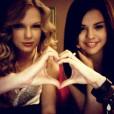 Taylor Swift in Selena Gomez
