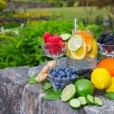 Sadje in zelenjava naj bosta iz ekološke pridelave.