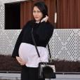 Modna oblikovalka Teja Jeglič bo postala mamica.