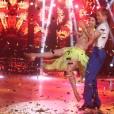 Miha in Valeriya sta se morala posloviti od plesnega šova.