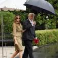 Spomnimo, da je Trumpova obleko že nosila na obisku v Savdski Arabiji.