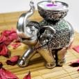 Po feng shuju naj bi kip slona v spalnici spodbujal ljubezen in zvestobo med partnerjema.