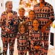 Tori Spelling s svojo družino.