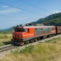 Drugi tir, vlak, Koper Divača