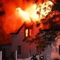 požar hiša