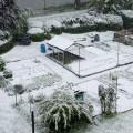 Snežilo je že tudi 11