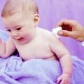 otrok cepljenje injekcija