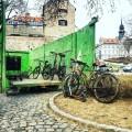 kolesa, reka Drava, potapljači, čistilna akcija