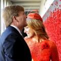 Nizozemski kralj Willem-Alexander, soproga, kraljica, Maxima