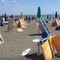 plaža, ostia