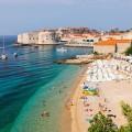 Dubrovnik, plaža, Banje