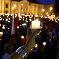 protesti, poljska, varsava