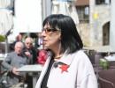 Rdeča parada Svetlane Makarovič se bo klanjala simbolu totalitarizma
