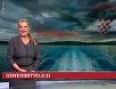 Kot da se ni zgodilo nič: Tanja Gobec bo naslednji teden spet vodila Odmeve!