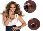 Kamera ujela čudaško vedenje Jennifer Lopez!