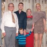 Damjan Murko se je izkazal tudi pri organizaciji rojstnodnevne zabave