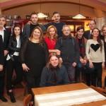 Gorske sanje: igralci in režiser Boris Petkovič