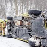 nesreča reševalnega vozila, rešilec, reševalno vozilo
