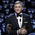 Daniel Craig bafta 2018