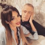 Mirela Lapanović in Nebojša Vuković