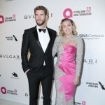 Miley Cyrus in Liam Hemsworth
