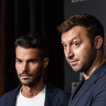 Ryan Channing, ian thorpe