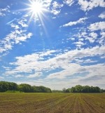 vreme sonce nebo narava