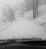 sneg, sneženje