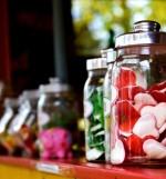 sladkor bonboni