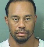 Tiger Woods, aretacija