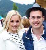 Dejan Vunjak in Tadeja Pavlic
