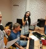 Anita Gošte in Klemen Bunderla