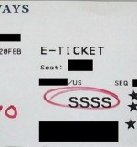 SSSS, vstopni kupon