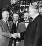Mihail Gorbačov, Helmut Kohl