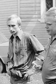 Vladimir Putin kaskader?