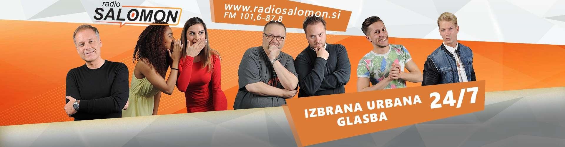 Naslovnica Radio Salomon Ekipa