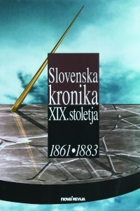 Slovenska kronika XIX. stoletja 1861-1883
