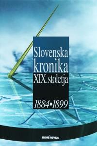 Slovenska kronika XIX. stoletja 1884-1899