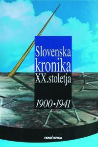 Slovenska kronika XX. stoletja 1900-1941