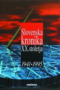 Slovenska kronika XX. stoletja 1941-1995